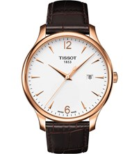 Tissot T0636103603700 T Classic Rose Gold Stainless Steel Watch