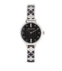 Halcyon Days Sparkle Bracelet Watch Unisex