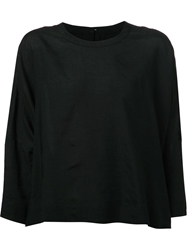 Arts And Science Boxy Blouse Black