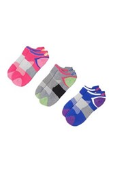 Asics Quick Lyte Socks Pack Of 3 Multi