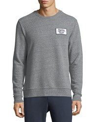 Sol Angeles Apres Surf Sweatshirt Gray