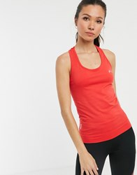 Only Play Christina Seamless Top In Red