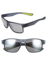 Women's Nike 'Mavrk' 59Mm Sunglasses Crystal Dark Grey Black