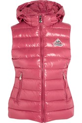 Pyrenex Spoutnic Quilted Glossed Shell Down Gilet