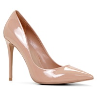 Aldo Stessy High Heel Courts With Pointy Toe Light Pink