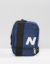 New Balance Chill Flight Bag In Blue Blue
