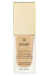 Jouer Essential High Coverage Creme Foundation Golden Sand