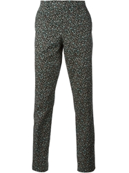 Paul Smith Camouflage Print Chinos Multicolour
