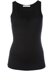Givenchy Ribbed Tank Top Black