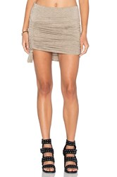 Riller And Fount Peggy Skirt Tan