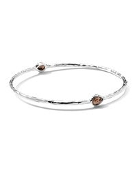 Ippolita Rock Candy Smoky Quartz Bangle