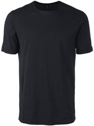 Transit Plain T Shirt Black