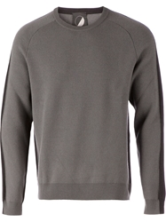 Jupiter Contrast Sweater Grey
