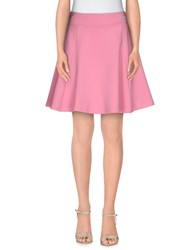 Maison Espin Skirts Knee Length Skirts Women Pink