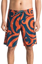 Quiksilver Men's Sulawesi Print Board Shorts