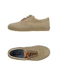 Sperry Top Sider Low Tops And Trainers Beige