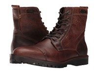 Harley Davidson Aldrich Brown Men's Lace Up Boots
