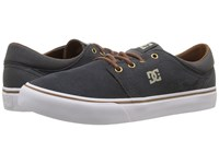 Dc Trase Sd Charcoal Grey Skate Shoes Gray