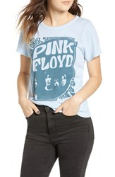 Junk Food Pink Floyd Tee Aquatic