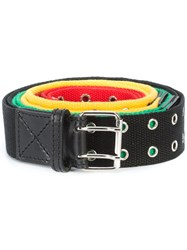Y Project Extra Long Segment Belt Unisex Cotton Polyester