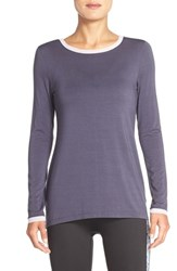 Women's Prismsport 'Chill' Tunic Top Steel