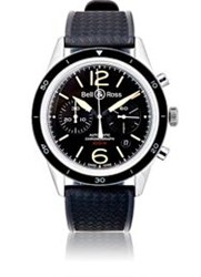 Bell And Ross Br 126 Sport Heritage Watch Black