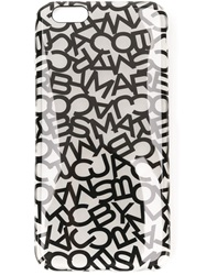 Marc By Marc Jacobs 'Scrambled Logo' Iphone 6 Cover White