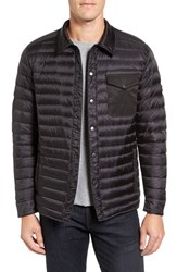 Ben Sherman Men's Down Shirt Jacket