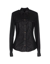 Richmond Denim Denim Denim Shirts Women Black
