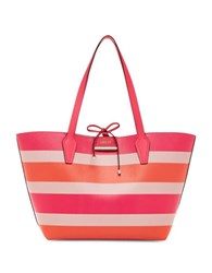 Guess Bobbi Inside Out Tote Sunset Nude