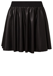 Edc By Esprit Pleated Skirt Black