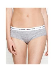 Tommy Hilfiger Cotton Shorty Brief Iconic Grey