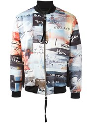 Blood Brother Waltzer Bomber Jacket