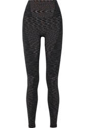 Lndr Resistance Stretch Leggings Dark Gray