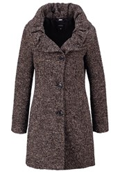 Comma Winter Coat Grey Black