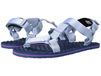 The North Face Base Camp Switchback Sandal Chambray Blue Coastal Fjord Blue Women's Sandals