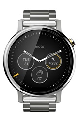 Motorola 'Moto 360 2Nd Gen' Bracelet Smart Watch 46Mm