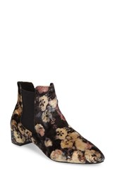 Topshop Women's Krazy Chelsea Bootie Brown Multi