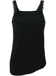 Diesel Safety Pin Tank Top Black
