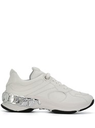 Casadei Chunky Sneakers White