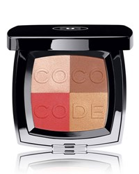 Chanel Coco Code Blush Harmony Neutral Pattern