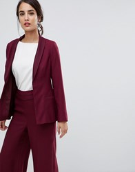 Coast Margo Tailored Double Breasted Blazer Red