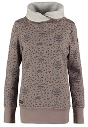 Ragwear Sweatshirt Latte Brown