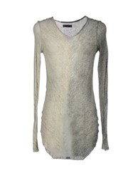 If Six Was Nine Knitwear Jumpers Men Light Grey
