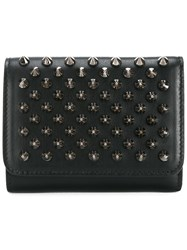 Christian Louboutin Studded Wallet Black