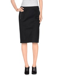 Acne Studios Skirts Knee Length Skirts Women Black