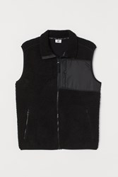 Handm H M Outdoor Pile Vest Black