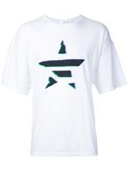 Converse Tokyo One Star Print T Shirt Men Cotton 00 White