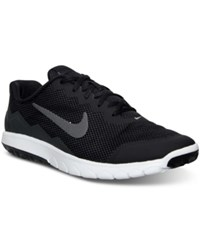 Nike Men's Flex Experience Run 4 Wide Width Running Sneakers From Finish Line