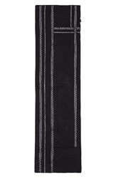 Akris Punto Women's Lace Inset Modal And Cashmere Scarf